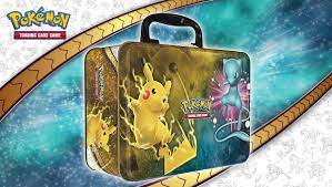 In each region, a handful of pokémon stand apart as creatures of heroic stories and wild adventures: Pokemon Tcg Shining Legends Collector Chest Pokemon Com