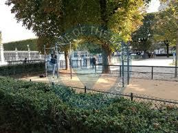 paris outdoor fitness park jardin de luxembourg