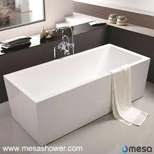 kohler rectangular freestanding