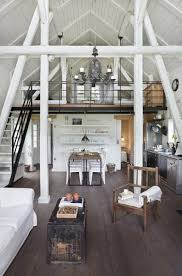 Cottage Design Ideas loft living style white cottage decorating ideas