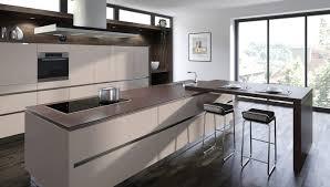 Lechner AG | Quarzsteinarbeitsplatten - Concrete grey matt