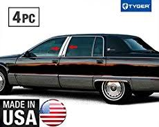 car radio wiring diagrams and car stereo wiring diagrams 1994 cadillac deville radio wiring diagram 1994 Cadillac Deville Radio Wiring Diagram fit 93 96 cadillac fleetwood 4pc stainless steel chrome pillar post trim