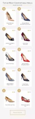 Most Comfortable Designer Heels What Are The Most Comfortable High Heels For Wide Feet Quora
