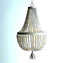 white beaded chandelier white beaded chandelier white beaded chandelier beaded chandelier white wood bead chandelier wood white beaded chandelier