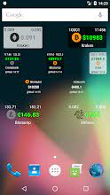 The primary reason is the price of android phones is cheaper than ios. Bitcoin Ticker Widget Apps On Google Play