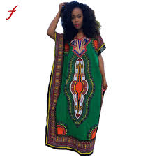 Nice Traditional Dress Designs Us 22 22 10 Off Hot Sale 2019 New Fashion Design Sexy Traditional African Clothing Print Dashiki Nice Neck Embroidered African Dresses For Women In