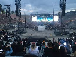 Rose Bowl Seating Chart Rolling Stones 2019 Rose Bowl Stadium Concert Seating Guide Rateyourseats Com