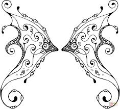Wing Pattern Interesting Inspiration