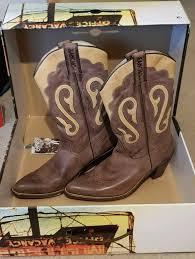 sancho leather cowboy boots