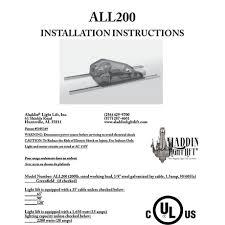 aladdin light lift all iron blog