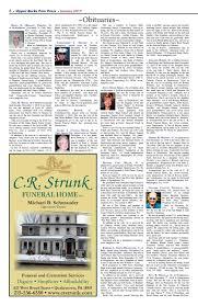 Upper Bucks Free Press • January 2019 by Upper Bucks Free Press - issuu