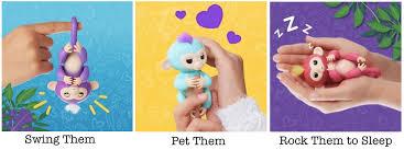 Wowwee Fingerlings Monkeys Review 2018 - Where to Buy Fingerlings ...