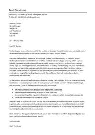 sample cover letters for employment applications