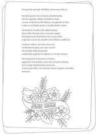 Festa Della Mamma Poesie Festa Della Mamma Festa Della Mamma