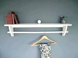 Clothes hanging shelf Cabinet Clothes Hanging Bar Laundry Hanging Shelf Closet Pole Hanging Shelves Clothes Shelf Hanging Closet Organizer Clothes Cafeplumecom Clothes Hanging Bar Cafeplumecom