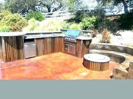 Rustic Outdoor Kitchen Ideas Astonishing Kitchens And Images Id
