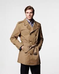 trench coat for short men