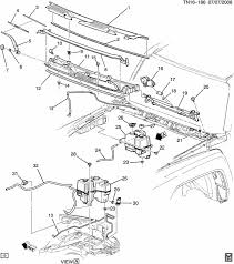 the motor will e on make some noise one or both wipers may move but the wipers do not cycle 19 in the drawing acdelco 10389559