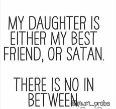 More Like Satans Little Sister Family Mother Daughter Quotes