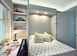 Amazing 10 Small Bedroom Ideas That Are Big In Style Freshome Com