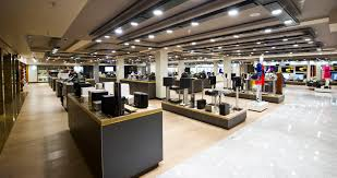 Retail Design | Shop Design | Electrical Store Interior | The view from one  of the