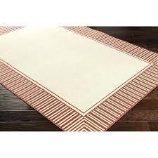 brown and cream rug orange burnt indoor outdoor area . Brown And Cream Rug Teal Soft Area