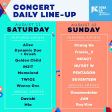 Kcon Seating Chart 2018 My Seoul Obsession Kcon18la Buying Tickets For Kcon La 2018