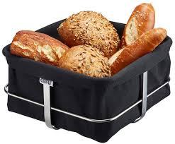 """<b>Корзинка для хлеба</b> """"Бранч"""" от <b>GEFU</b> чёрный, металл - купить в ..."""