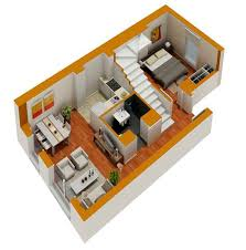 216 best 3d housing plans layouts images
