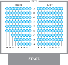 Emerson Bar And Grill Seating Chart Seating Chart Waterfront Playhouse