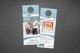 door hanger design real estate. Realty-Cards.com Designs Real Estate Door Hangers As Extraordinarily Vital Marketing Pieces That Help Promote Your Business. We Have A Many Different Custom Hanger Design T