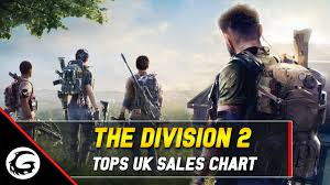 The Division 2 Took Over 1st Place In Uk Sales Charts