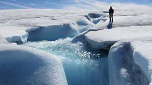 Image result for valentine on a melting glacier