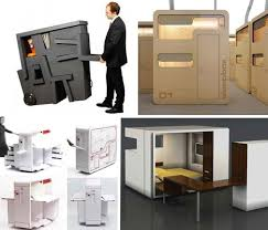 compact furniture for small living. foldout room 12 ultracompact living pods u0026 systems compact furniture for small a