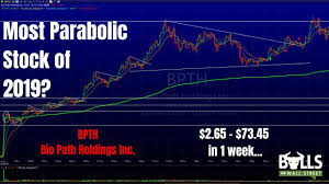 Bpth Stock Chart Bpth Trade Review How To Find And Trade Hot Small Cap Stocks