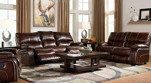 stylish furniture for living room. Furniture Brown Leather Reclining Sofa Set Stylish On Intended Home 2 In. ➯ Living Room For T