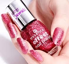 Lak Na Nehty Effect 10 Glitterbomb Essence Cosmetics