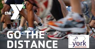 york marathon. whether you are aiming for a boston qualifying time or running your first long distance race, the york marathon and half is fast-paced event