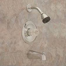 valley back to back tub shower faucet