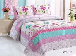quilting quilts 3pcs king size quality bedspread bedcover summer ... & quilting quilts 3pcs king size quality bedspread bedcover summer green cool  quilt colordul mixed design washable-in Quilts from Home & Garden on ... Adamdwight.com