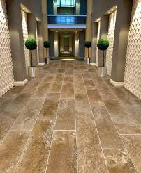 travertine tile floor cleaner cost per square foot installed