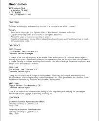 Flight Attendant Resume Example Flight Attendant Resume Example ...