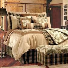 exclusive inspiration rustic cabin comforter sets log bed set or on bedding lodge bedspreads wildl
