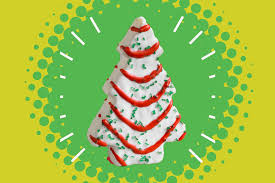 Isn't this a cute christmas tree cake? People Are Turning Little Debbie Christmas Tree Cakes Into Dip Allrecipes