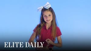 Little Girls Discuss the Badass Things Hillary Clinton Has Done - YouTube