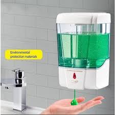 Generic 700ML <b>Automatic</b> Infrared <b>Sensor Hand Sanitizer Motion</b> ...