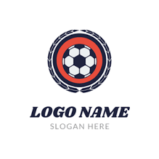 Soccer Logo Maker Free Online Logo Maker Create Custom Logo Designs