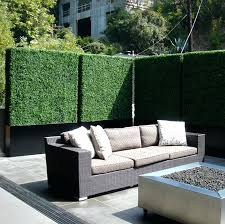 outdoor divider wall artificial hedge outdoor room divider wall