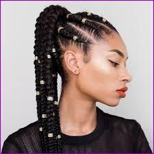Coiffure Femme Tresse Africaine Cheveux Afro Sans Rajouts