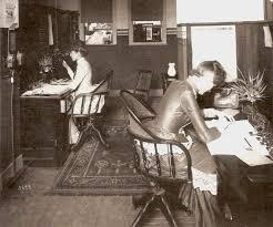 smithsonian telegraph telephone office si 3677 jpg 146843 bytes century office